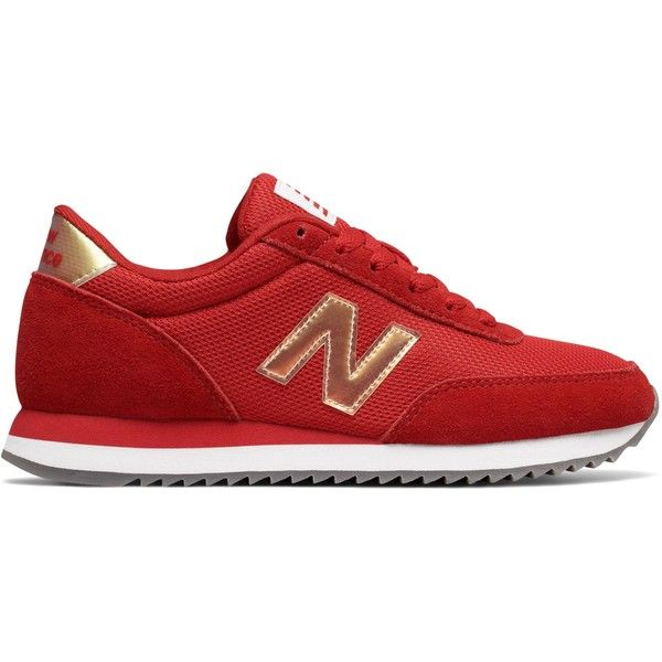 New Balance 501 Ripple Sole Women's Running Classics Shoes found on Polyvore featuring shoes, sneakers, new balance, new balance shoes and new balance footwear