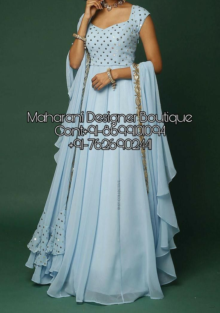 Frock Suit Design For Girl Dress Neck Designs Party Wear Dresses Indian Dresses