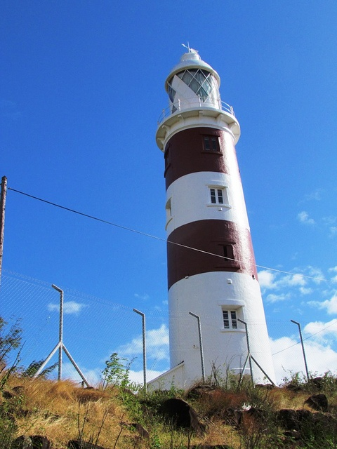 Pointe aux Caves Lighthouse, Mauritius