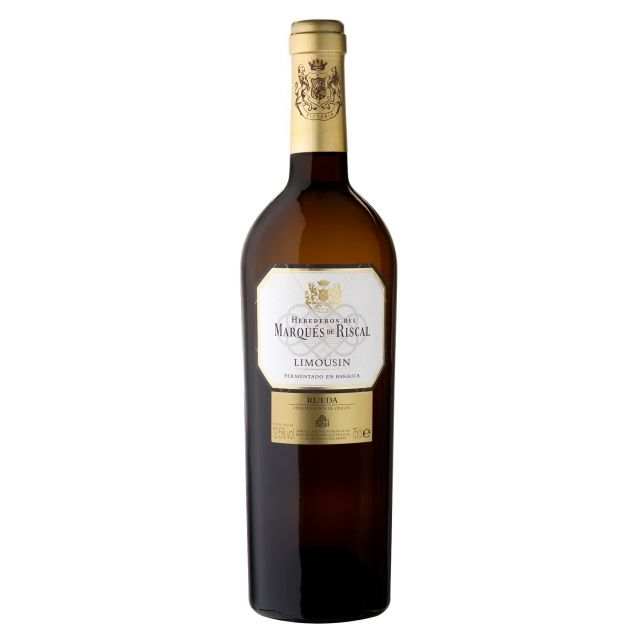Limousin Reserva, Marques de Riscal | Rueda, Spain | Buy online by the bottle or case from Hic! Wine Merchants