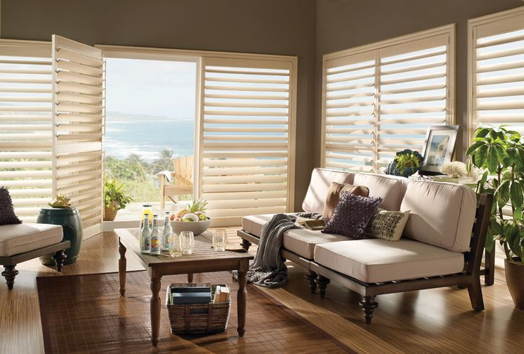 LUXAFLEX NEWSTYLE® Polyresin Shutters are the modern alternative to traditional wooden shutters and are virtually maintenance free.