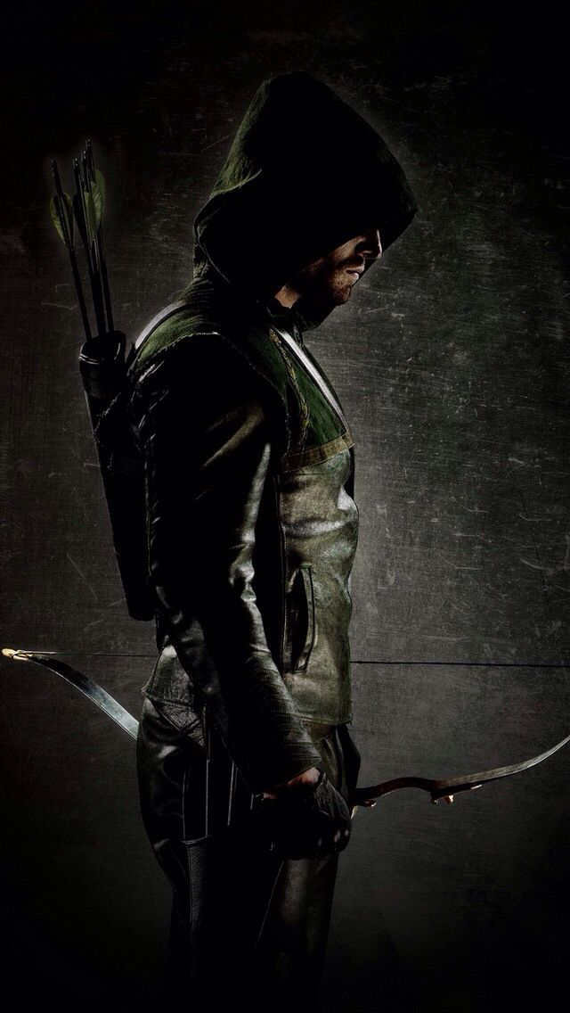 Very cool Arrow series