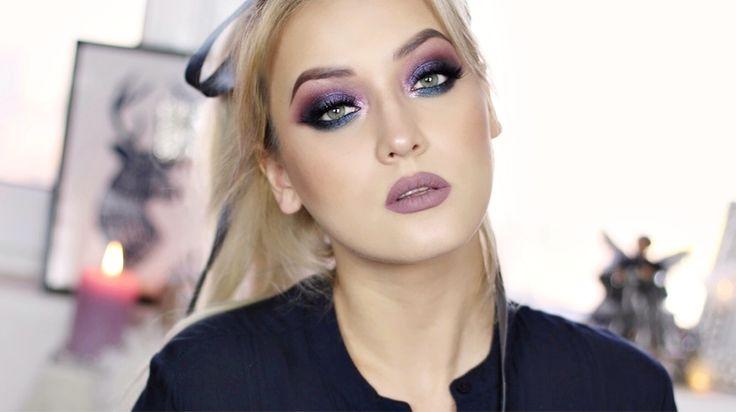Machiaj_de_ Revelion_Special Koko_makeup_new_years_makeup_look_beauty_blogger_ponytail_2
