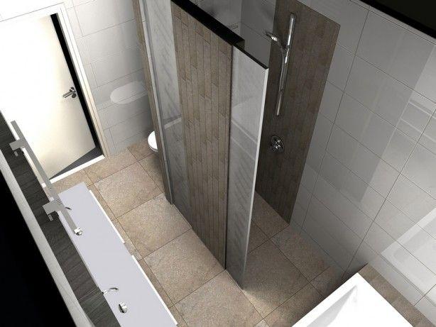 10+ beste ideeën over kleine badkamer indeling op pinterest, Badkamer