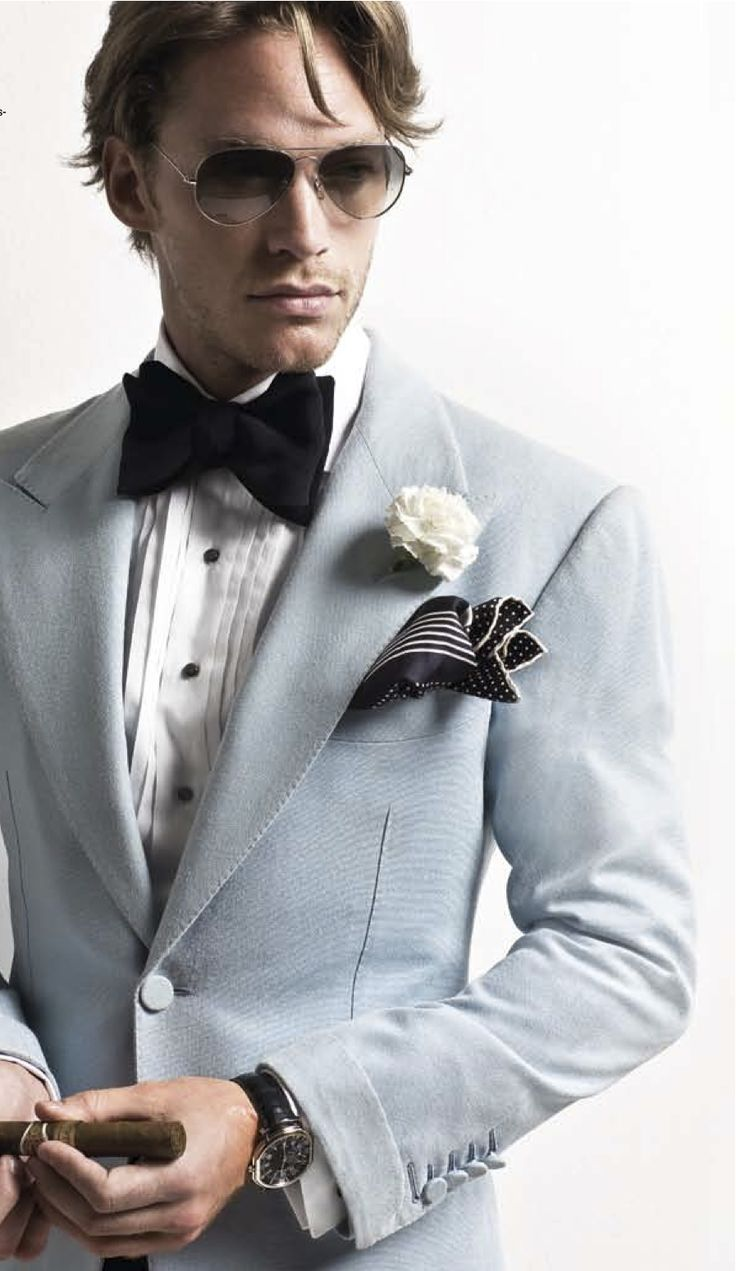 163 best MEN - MARIAGE images on Pinterest | Weddings, Gentleman ...