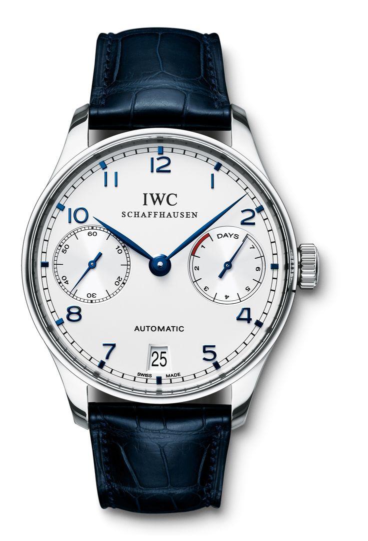 IWC Portugieser Automatic - IWC - Mærker
