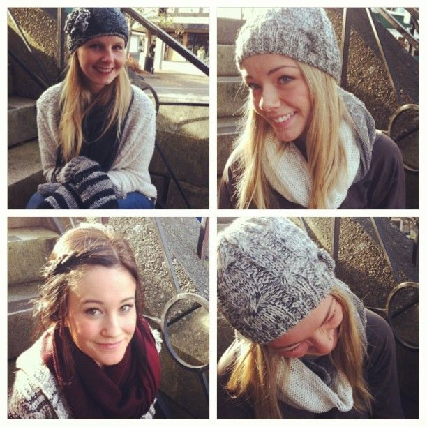 It's getting frosty outside come on in and cozy up with our cute winter accessories!!!! Scarfs, Mittens, Toques, Ear Warner's. You name it we have it!!! #mittens #gloves #infinityscarfs