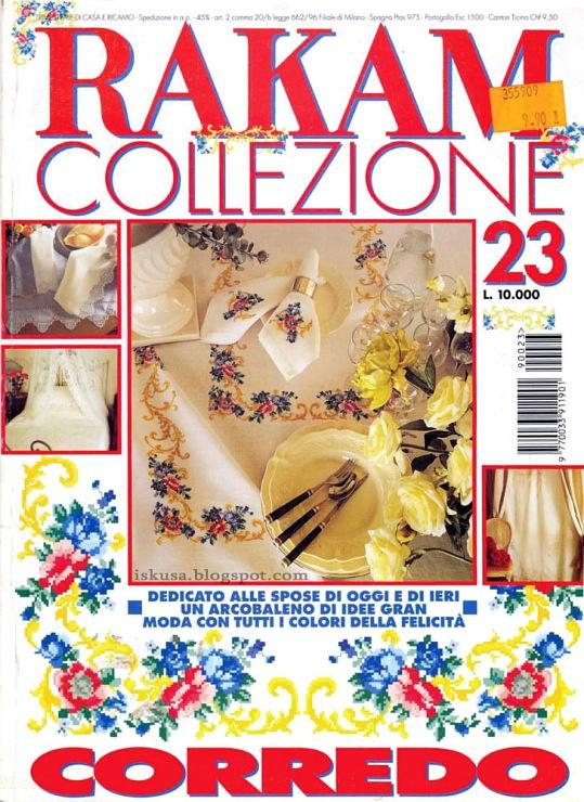 RAKAM COLLEZIONE 23
