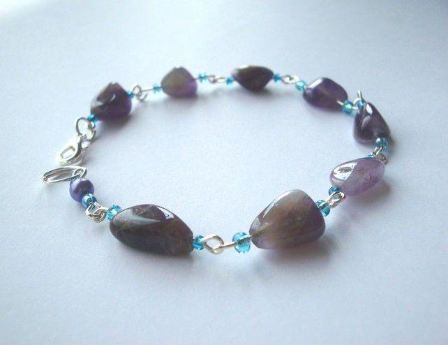 Amethyst Bracelet £7.50