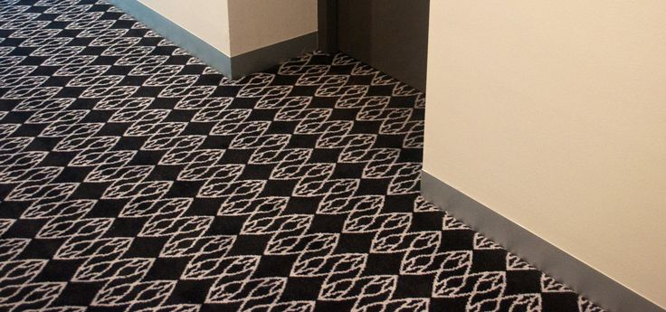 Milano Apartments, Melbourne.  1956 by Tai Ping broadloom installation.