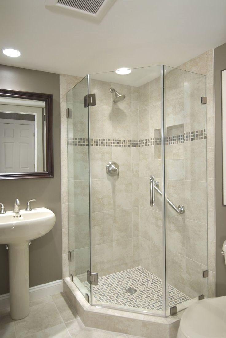 50 Do It Yourself Simple Basement Finishing Ideas And Tips Bathroom Remodel Shower Basement Bathroom Design Bathrooms Remodel