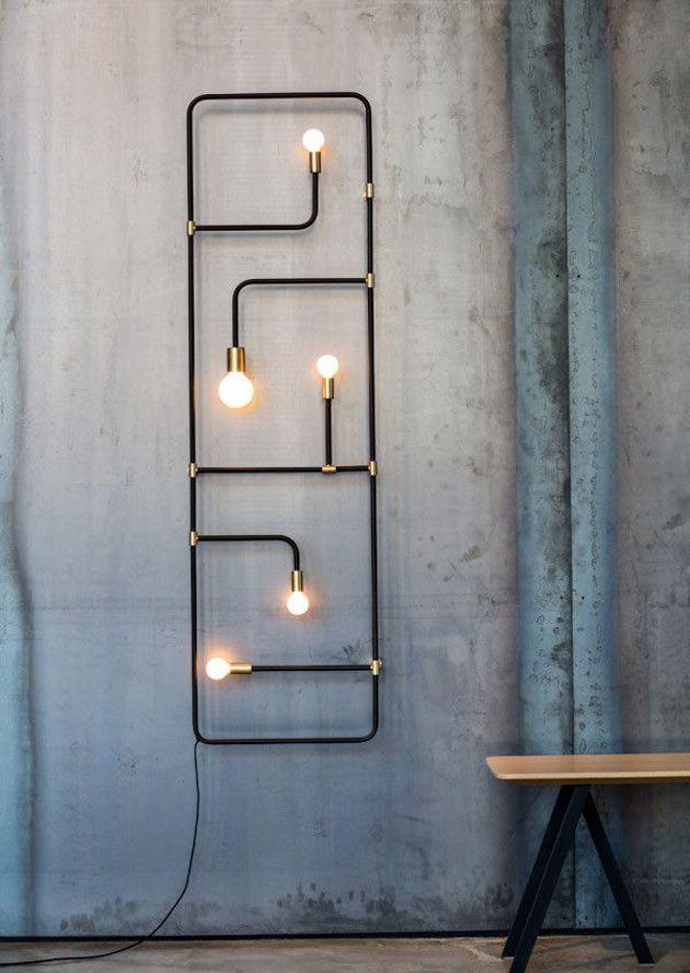 20 luminárias divertidas que estão bombando no Pinterest - Casa