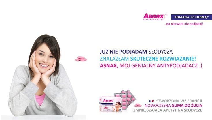 Już nie podjadam słodyczy, znalazłam skuteczne rozwiązanie!  Asnax - mój genialny antypodjadacz!