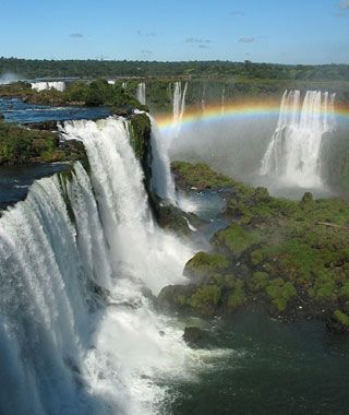 waterfall: Brazil Waterf, Buckets Lists, Favorite Places, Iguazu Fall, Beautiful Places, Niagara Fall, Iguazu Waterf, Argentina Natural, Spectacular Waterf