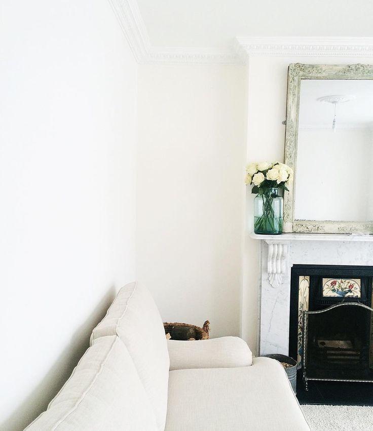 Dulux Jasmine White walls