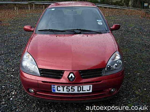 Renault Clio 14 dCi