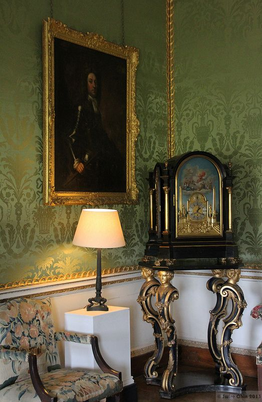 Fine furnishings at Castletown House | by Canadian Pacific