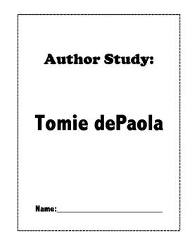 80 best Tomie dePaola Activities images on Pinterest