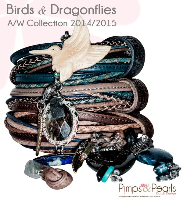 Moesss2be Birds Collection by Pimps&Pearls