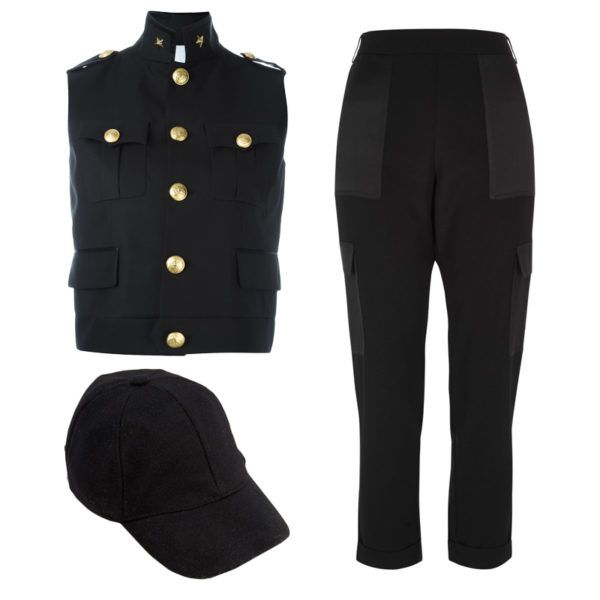 Get The Look - One of the most iconic looks from the legendary pop star, Janet…