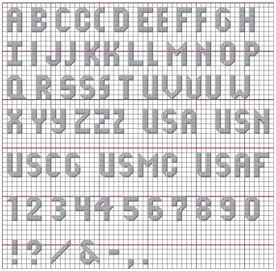 198 Best Stitch Alphabets Images On Pinterest | Cross Stitch