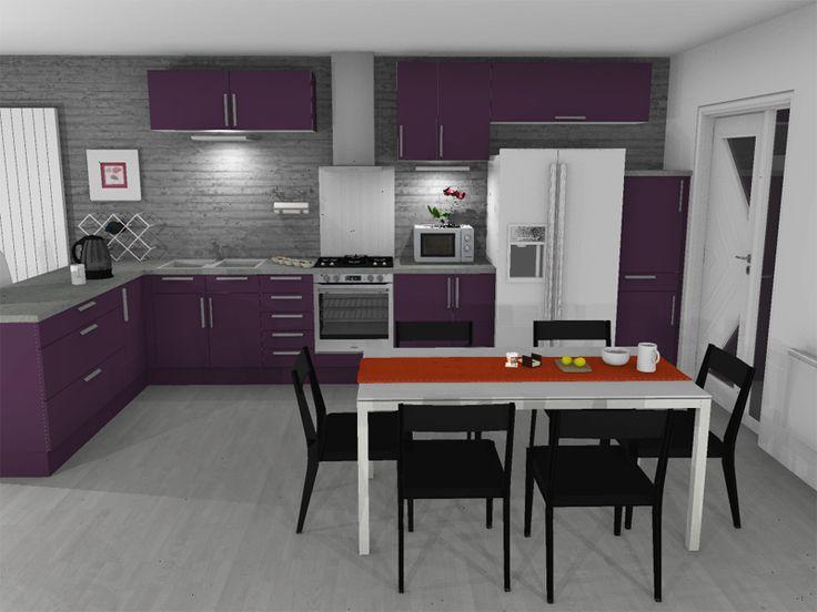 63 Best 3D Interior Design Images On Pinterest  3D Interior Delectable 3D Design Kitchen 2018