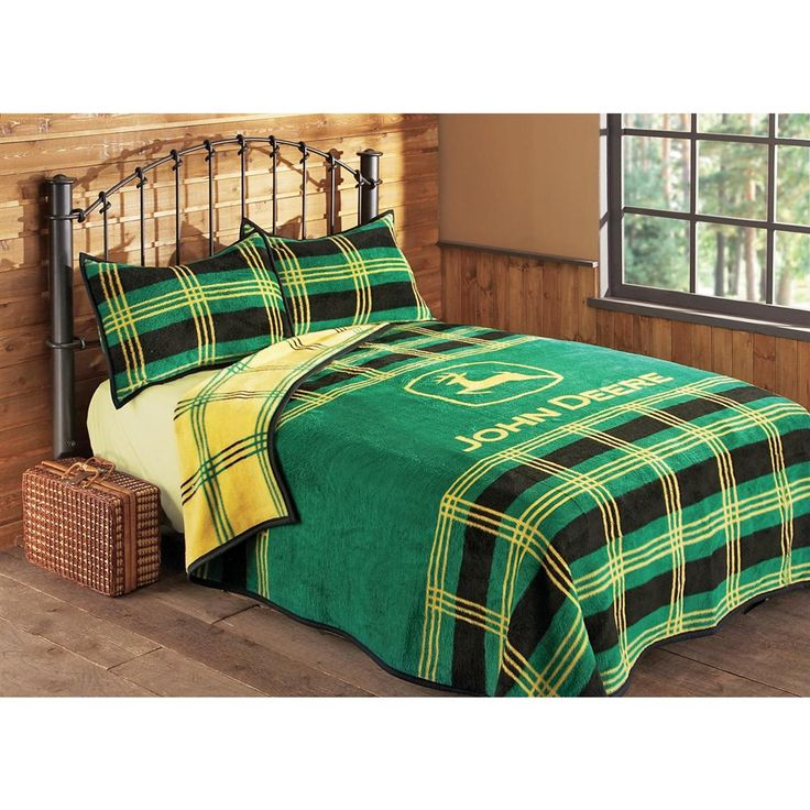 8 Best John Deere Images On Pinterest Throw Blankets
