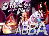 Thank You For The Music The Brunton, Ladywell Way, Musselburgh, (Thursday 26th March 2015 8:00pm)  The world's favourite ABBA concert show is coming to town with an all-new, sequin-spangled production celebrating the 40th anniversary of ABBA's Eurovision triumph with their first worldwide hit Waterloo.  Enjoy the most authoritative spectacular ever: Dancing Queen, Super Trouper, Mamma Mia, Thank You For The Music, Gimme Gimme and more.  Tickets: £22  Tel: 0131 665 2240 www.thebrunton.co.uk