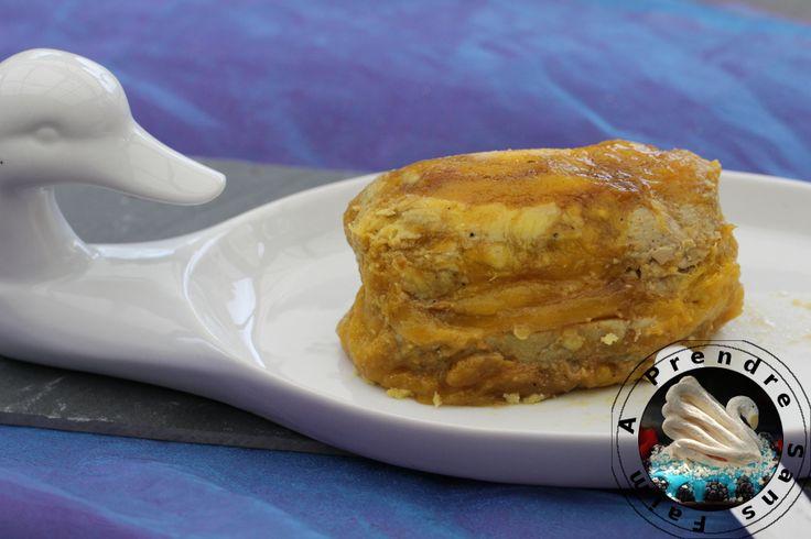 Foie gras mi-cuit mangue gingembre http://www.aprendresansfaim.com/2016/12/foie-gras-mi-cuit-mangue-gingembre.html