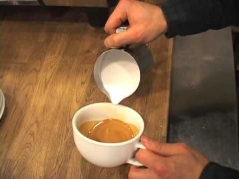 How to Create Latte Art