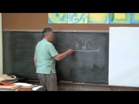 Form Drawing teacher training video