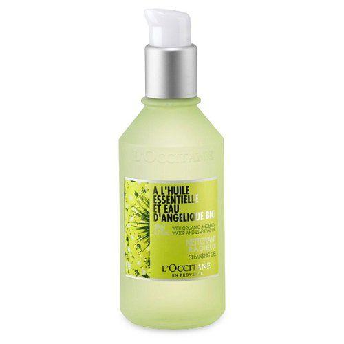 Made in France: Лучшие уходовые средства для лица и тела: L'Occitane очищающий гель