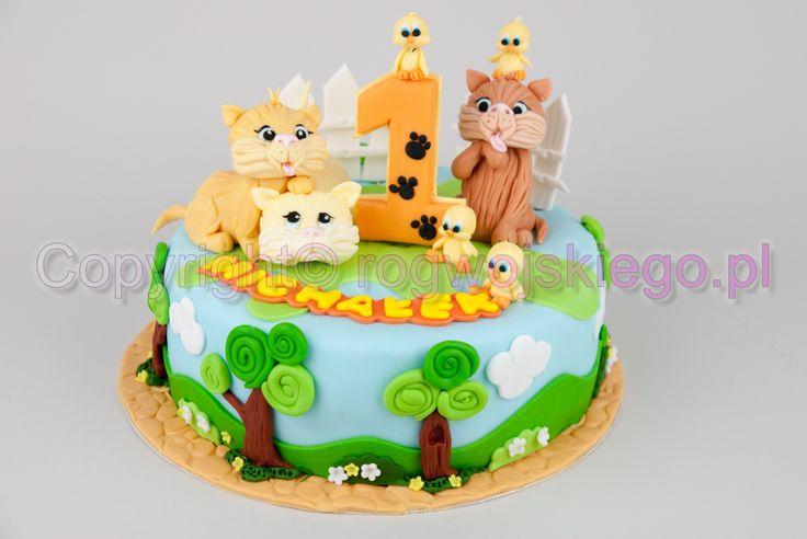 tort na roczek, 1st birthday cake, gdańsk, siedlce, chełm, wrzeszcz, oliwa, zaspa, morena www.rogwojskiego.pl