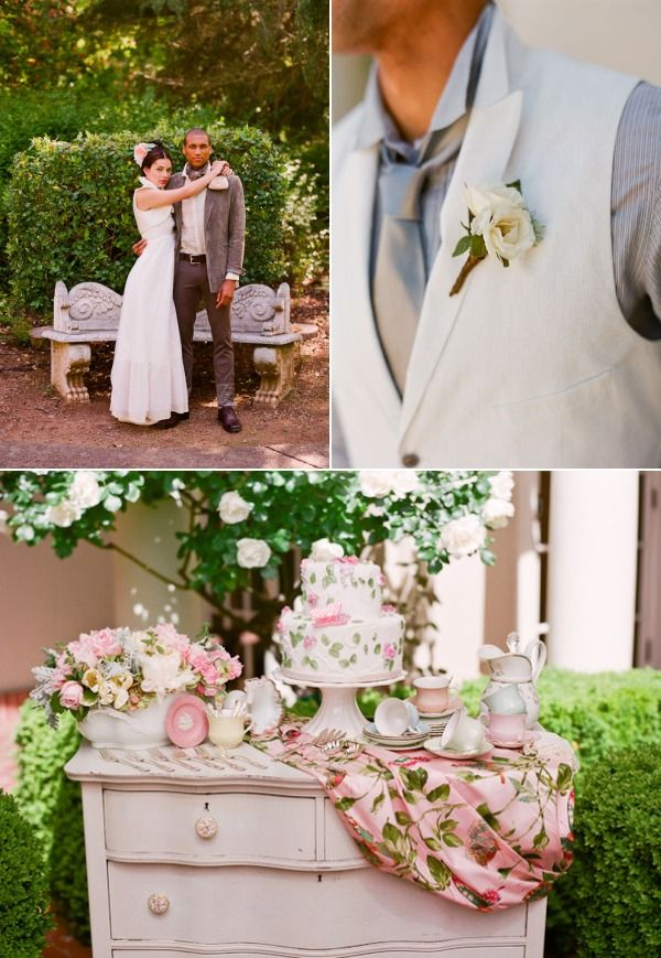 Pride And Prejudice Wedding Inspiration The Story