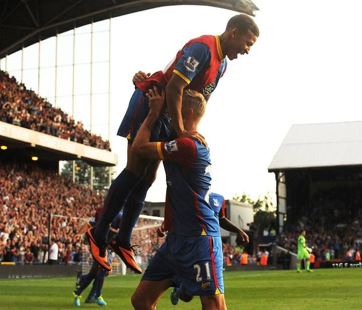 Gayle & Moxey #cpfc