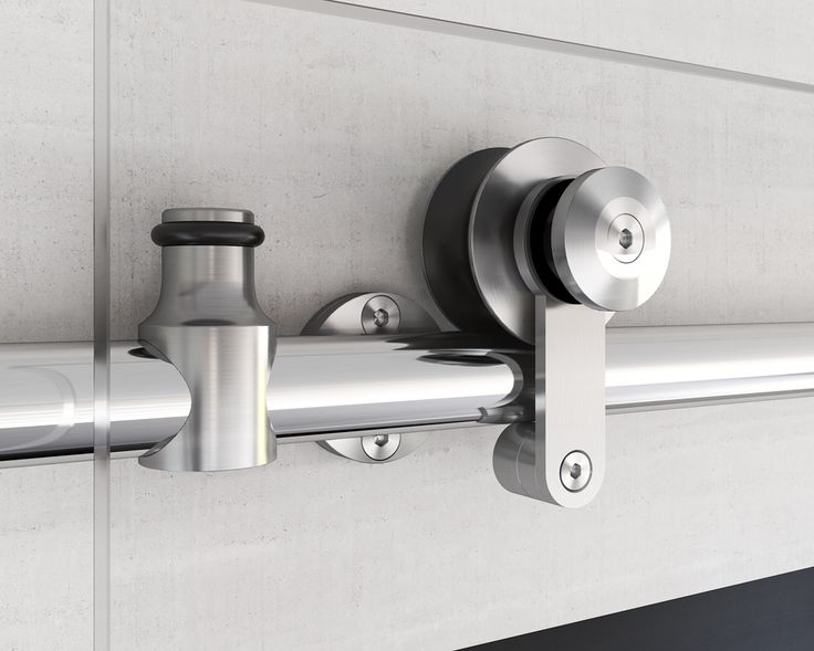 "Sistema scorrevole inox ""SV 130""   ""SV 130"" stainless steel sliding system di #MRartdesign"