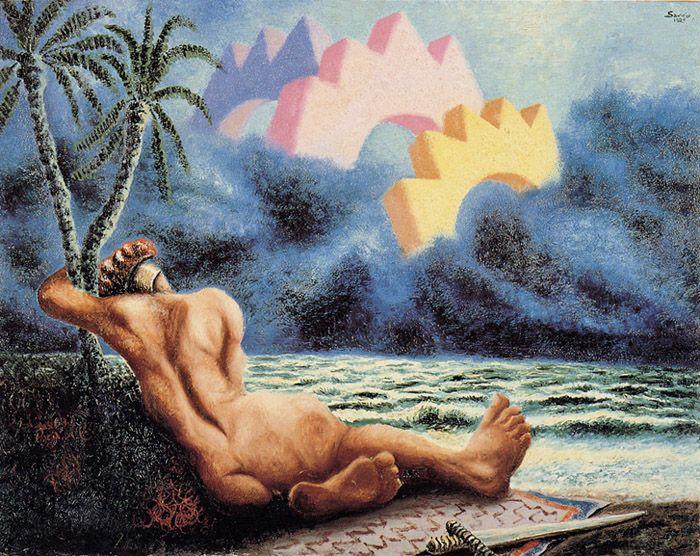 Il Sogno di Achille, by Alberto Savinio