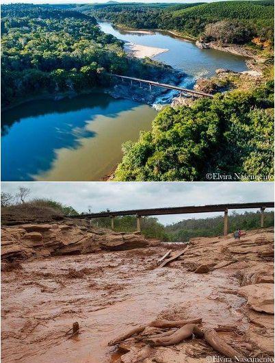 La mayor tragedia medioambiental de Brasil gracias a la megaminería!! - Ecocosas