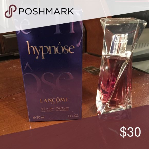 Lancôme Hypnose perfume. New Use 1x, not for me would like to trade for another perfum,sweet and flowery. I would also trade for anything of the same or a little less value😉 Makeup
