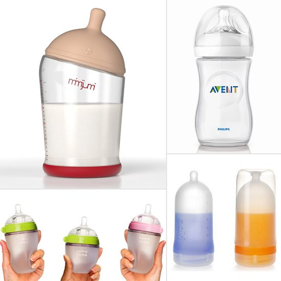 The Best Bottles For Breastfed Babies Photo 12