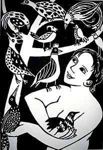 Anita Klein  Title: All The Strange Birds