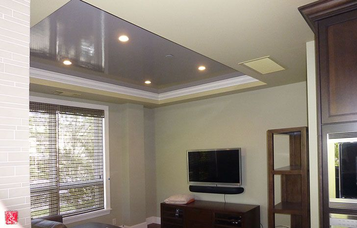 Very 19 best High Gloss Ceilings images on Pinterest   High gloss  IE78