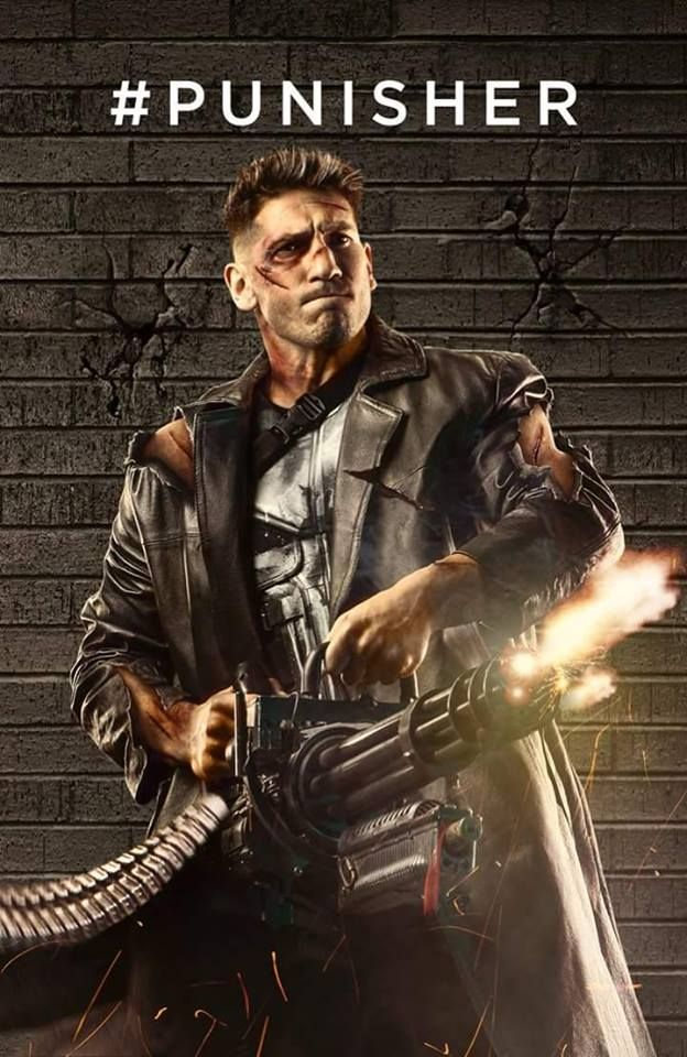 The Punisher                                                                                                                                                                                 More