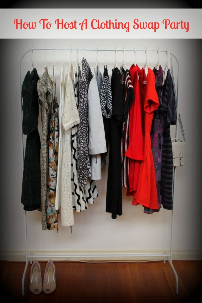 This is geared for a clothing swap party, but some great ideas for cabi fashion experiences too!