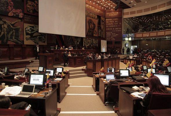 La Asamblea Nacional aprobó la propuesta de enmiendas constitucionales | Medios Públicos del Ecuador