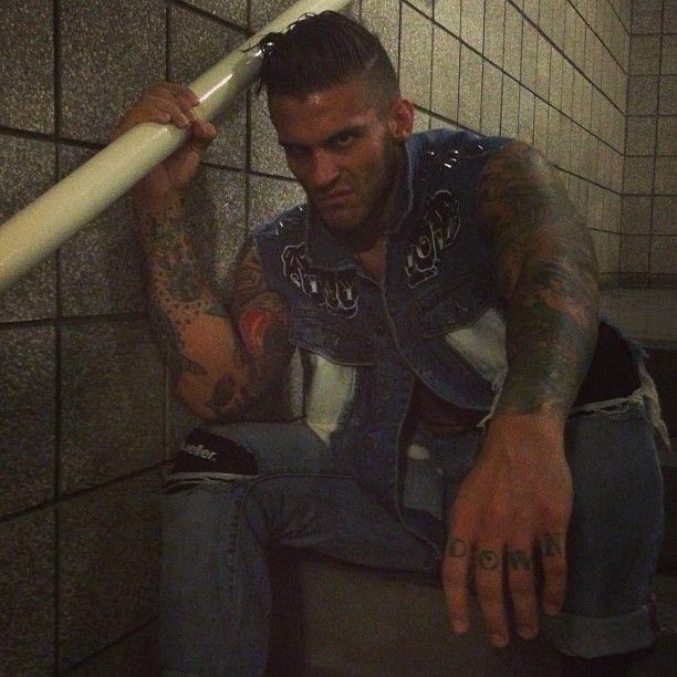 50 best cory graves images on pinterest corey graves for Corey graves tattoos