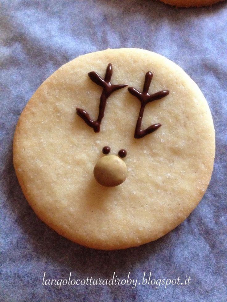 Le renne di babbo Natale!!!! ^_^   L'angolo cottura di Roby