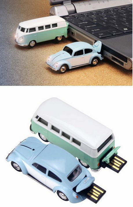 Volkswagen auto USB flash drive