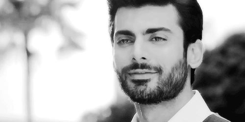 He originally wanted to pursue aeronautical engineering, which means that this face of a divine angel stacks an immeasurable amount of brain. | 15 Reasons Fawad Khan Is The Disney Prince You've Been Waiting For