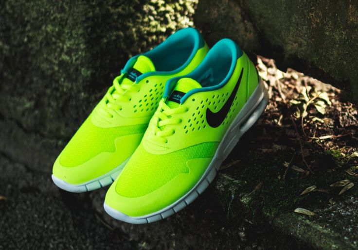 Nike SB Eric Koston 2 Max – Volt / Dusty Cactus - http://nshoes.gr/nike-sb-eric-koston-2-max-volt-dusty-cactus/